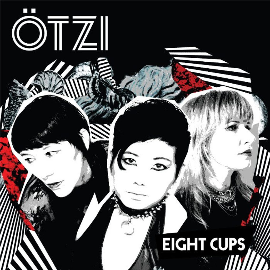 Post-punk group Ötzi reveals 3rd single 'Eight Cups' from upcoming Artoffact Records album 'Storm'