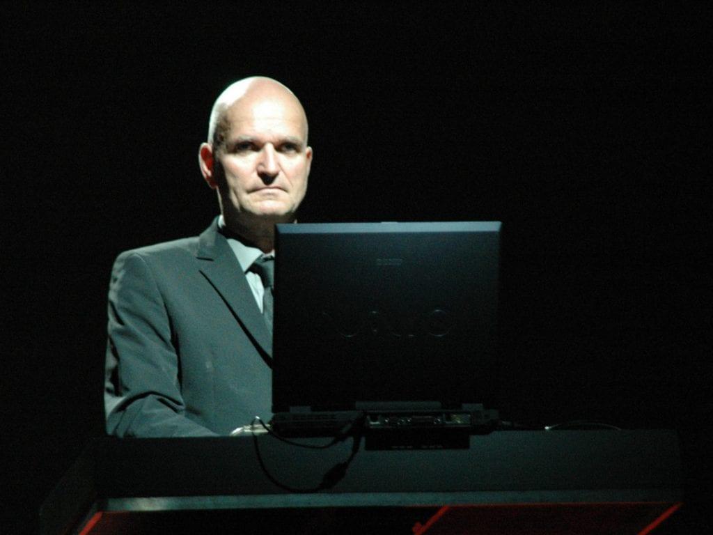 R.I.P. ex-Kraftwerk member Florian Schneider