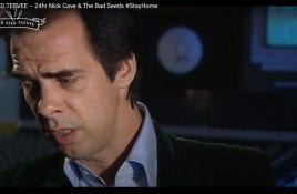 Bad Seed Teevee launches offering 24 hours of Nick Cave & The Bad Seeds material - watch here