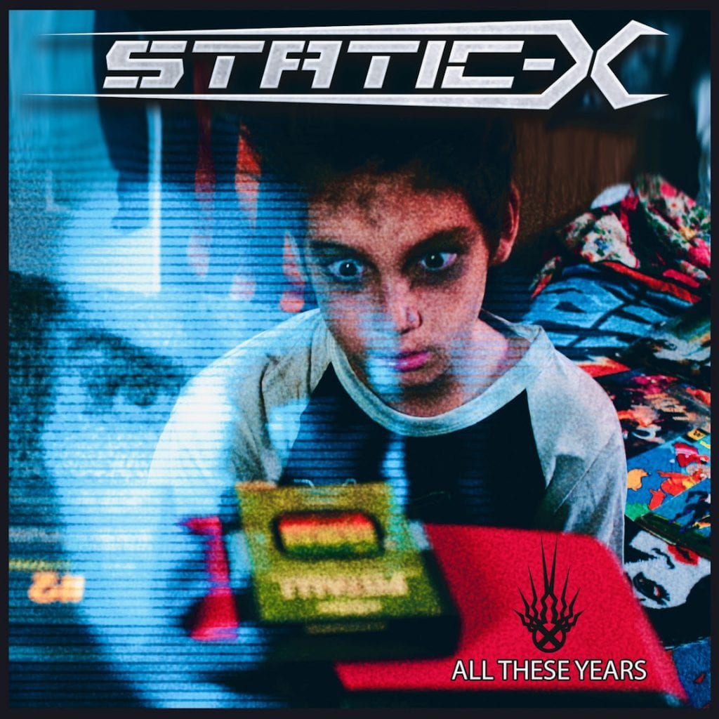 Brand new Static-X music video feat. the late Wayne Static:'All These Years'
