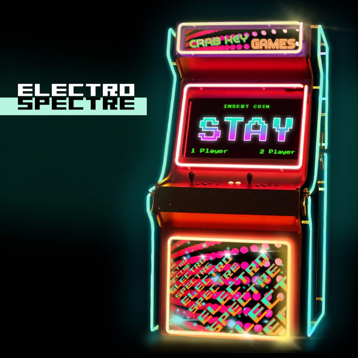 Electro Spectre - Stay EP