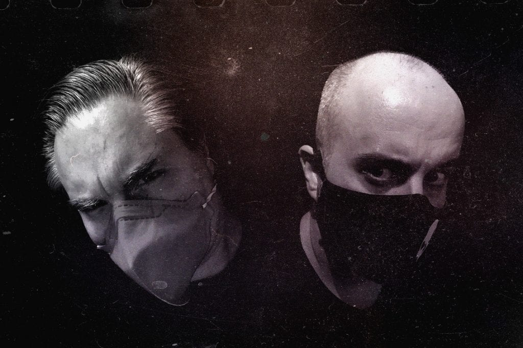 Aesthetische return with'MMXX' EP feat. Aghast View member Denis Rudge and Sascha Klein of Neuroticfish