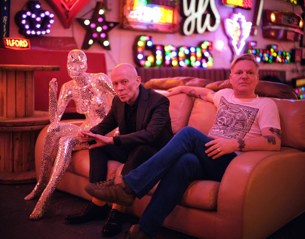 Erasure releases brand new single taken from forthcoming album'The Neon' - check it here