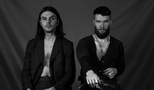 UK synthpop duo Hurts to release new album 'Faith' on September 4th