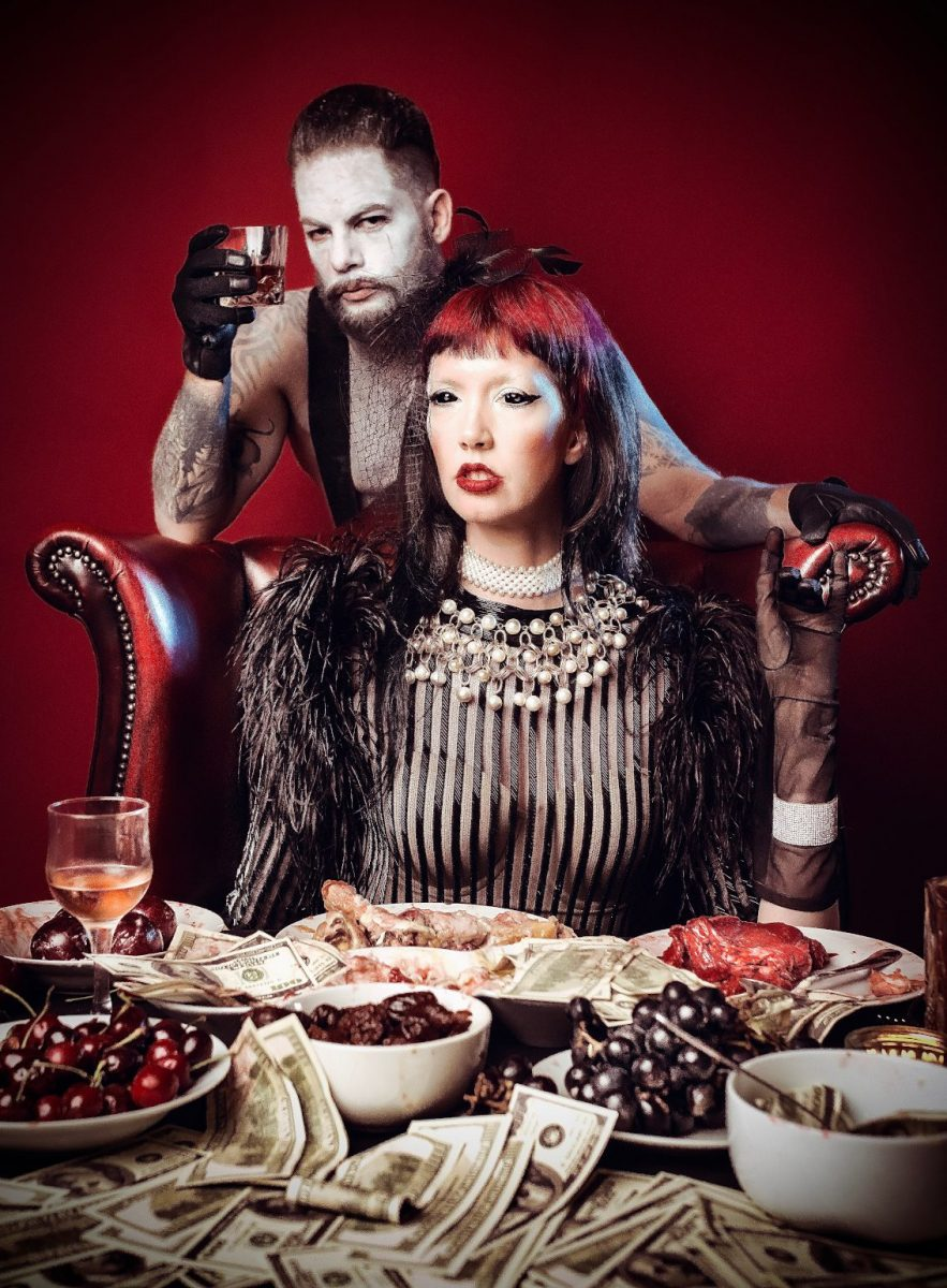 ESA joins with Caitlin Stokes (Corlyx) for 'Eat their Young' video and EP