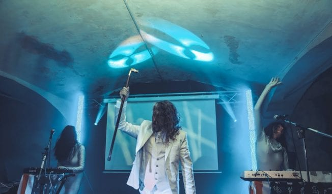 Snog offers 'Death Is Only A Dream' video taken from new album 'Lullabies For The Lithium Age'