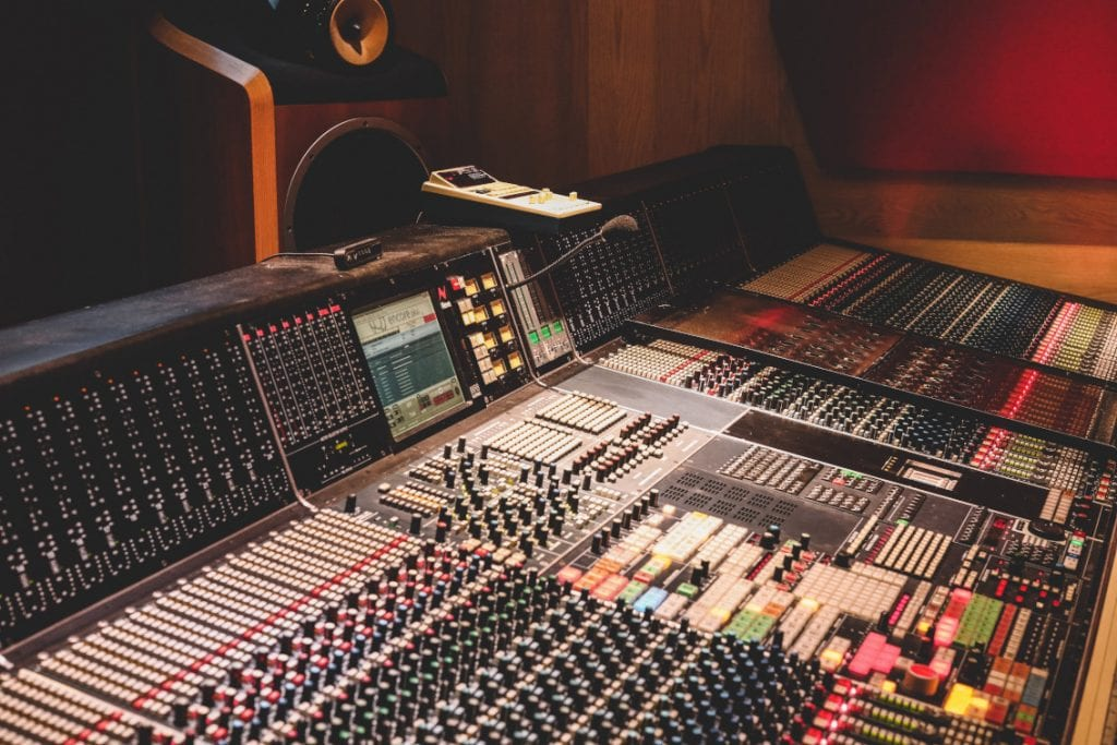 5 Ways to Make a Recording Studio Appear More Professional