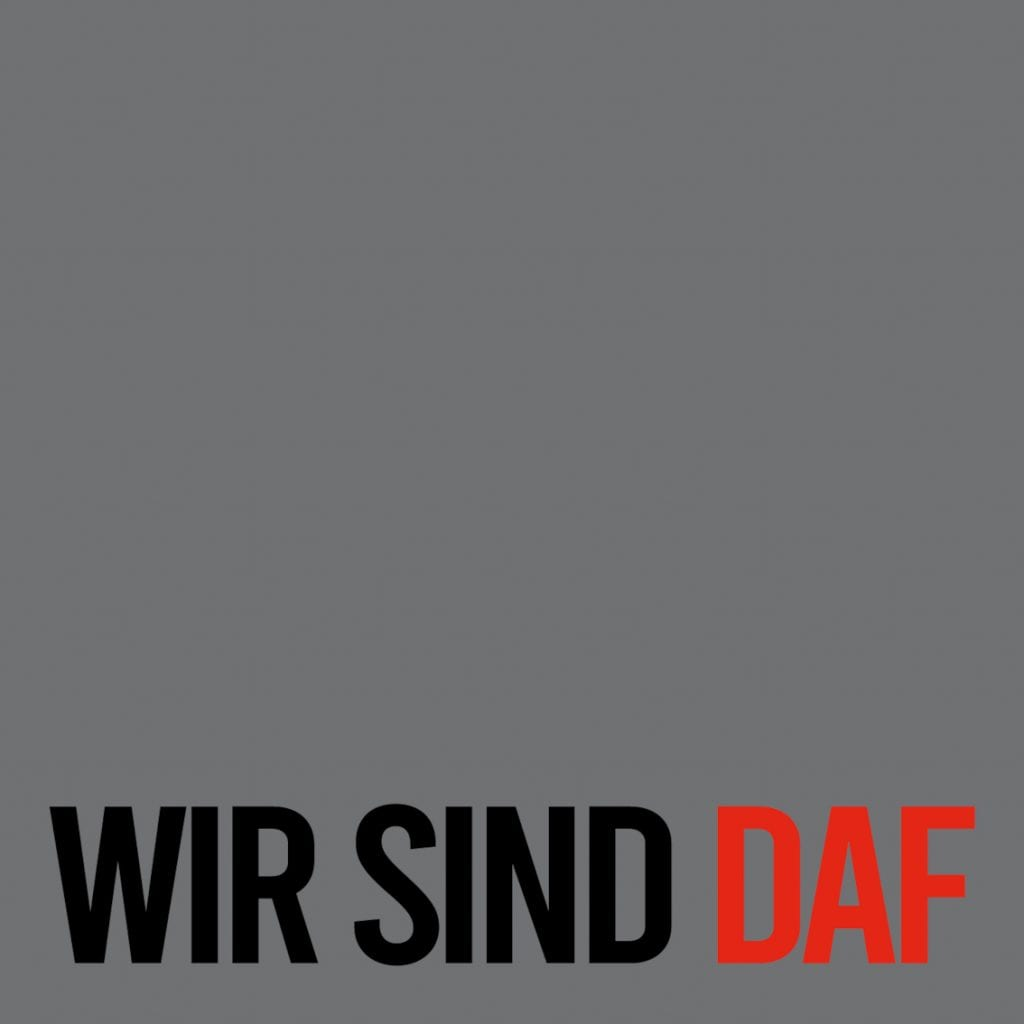 Alfa Matrix announces 20-track DAF tribute'Wir Sind DAF' and already releases 2 tracks as a preview