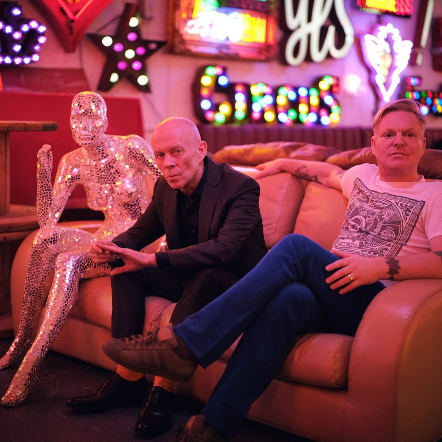 Erasure Interview: 'Music has always been a comfort. I think that's especially true right now'