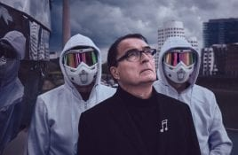 U96 and Wolfgang Flür (ex-Kraftwerk) release collaboration album + new Wolfgang Flür album in the making