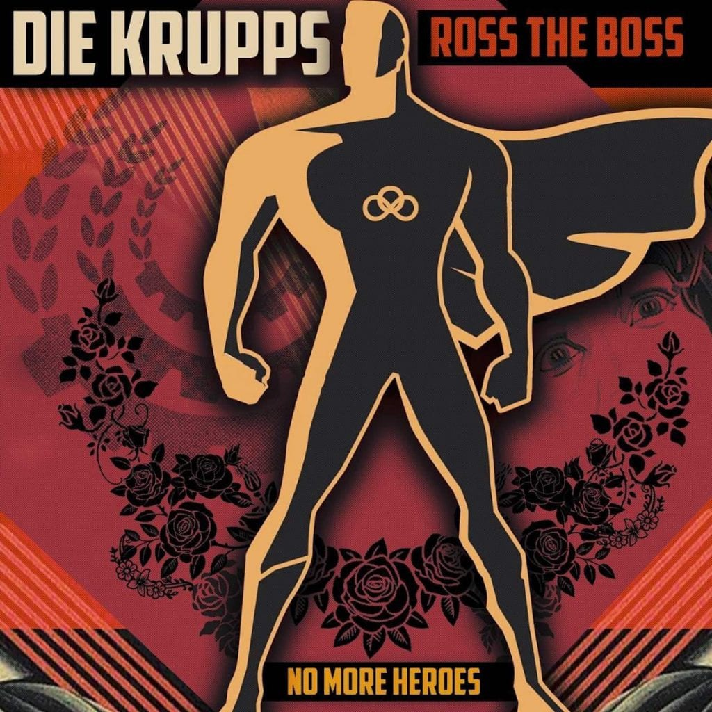 Die Krupps and Ross The Boss cover The Stranglers''No More Heroes'