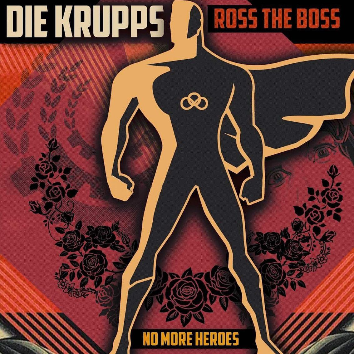 Die Krupps and Ross The Boss cover The Stranglers' 'No More Heroes'