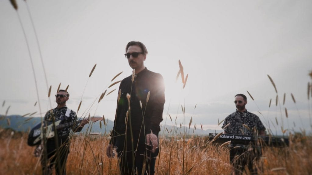Pots-punk act Geometric Vision is back with a new single