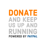 Donate and keep us up and running! Thanks!