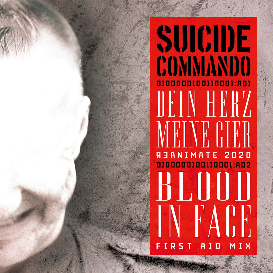 Suicide Commando returns with 'Dein herz, meine gier / Bunkerb!tch' single at the end of August