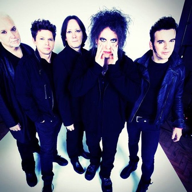 New The Cure album in the pipeline featuring'rescued' tracks from dropped 2CD album