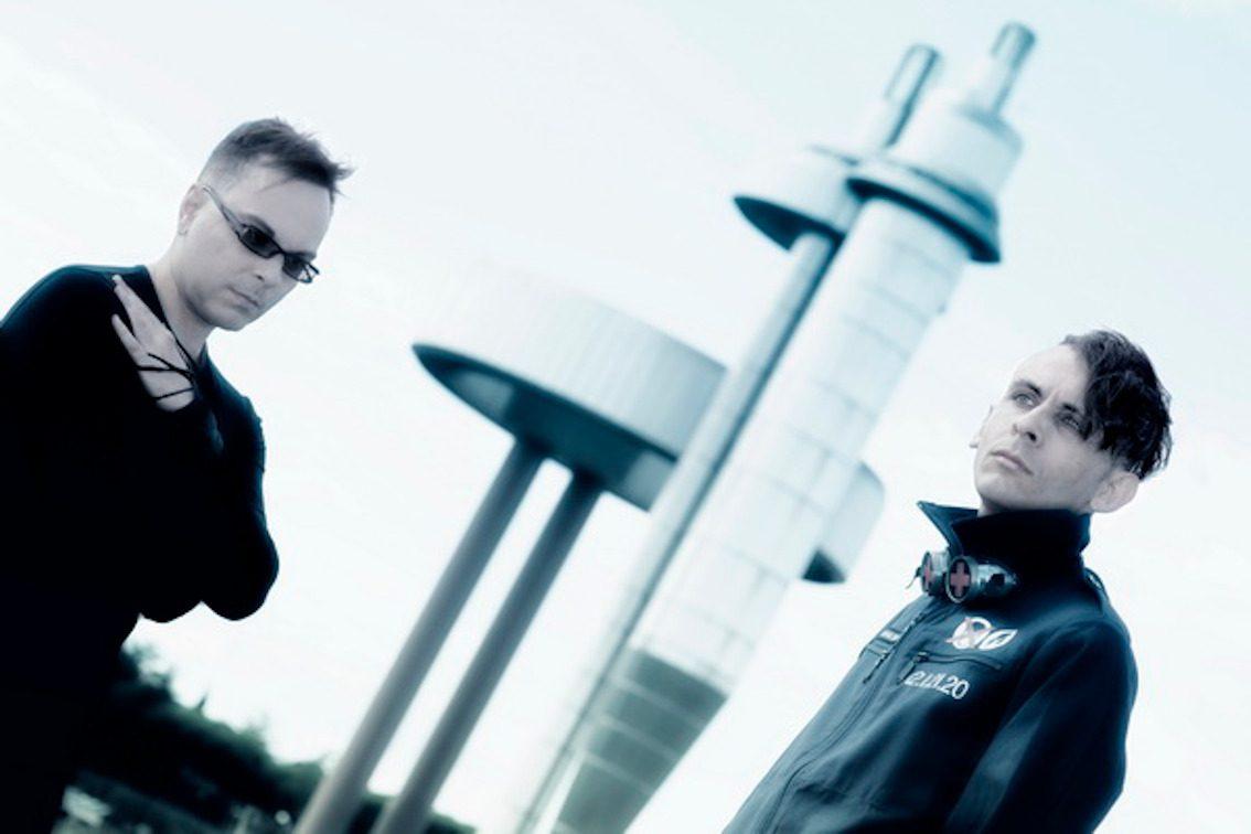 Italian darkwave act Klonavenus returns with 'motion:less' album later this month incl. Templebeat remix