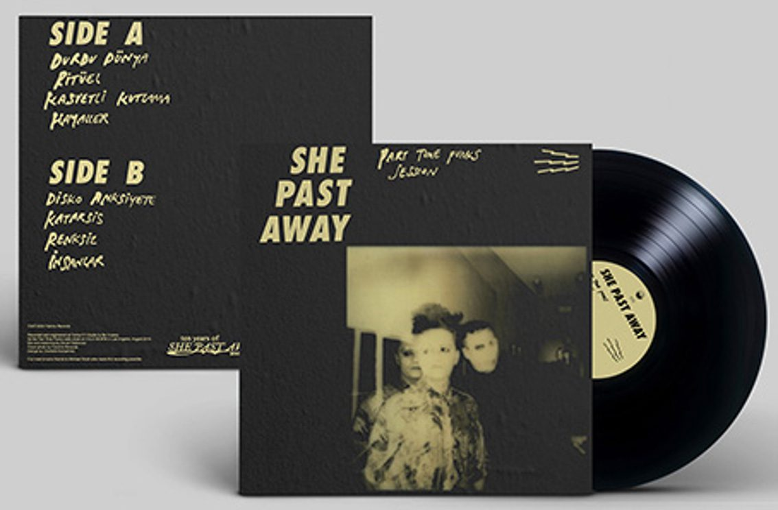 Turkish post-punk band She Past Away to release first live album 'Part Time Punks'