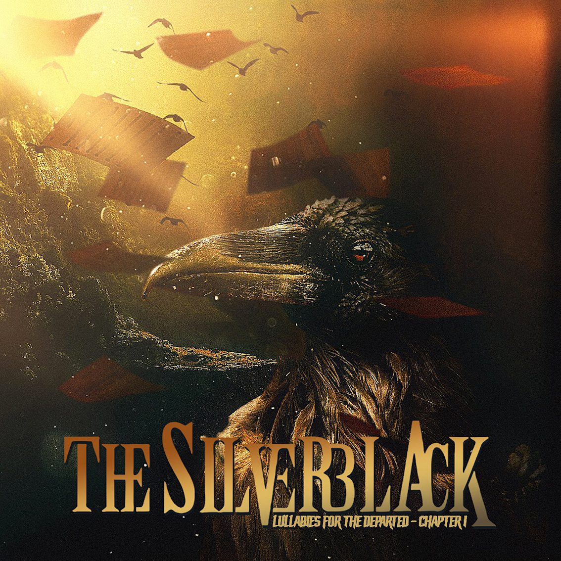 Industrial metal act The Silverblack postpone new album but release new acoustic EP and video of the single 'Retaliation'