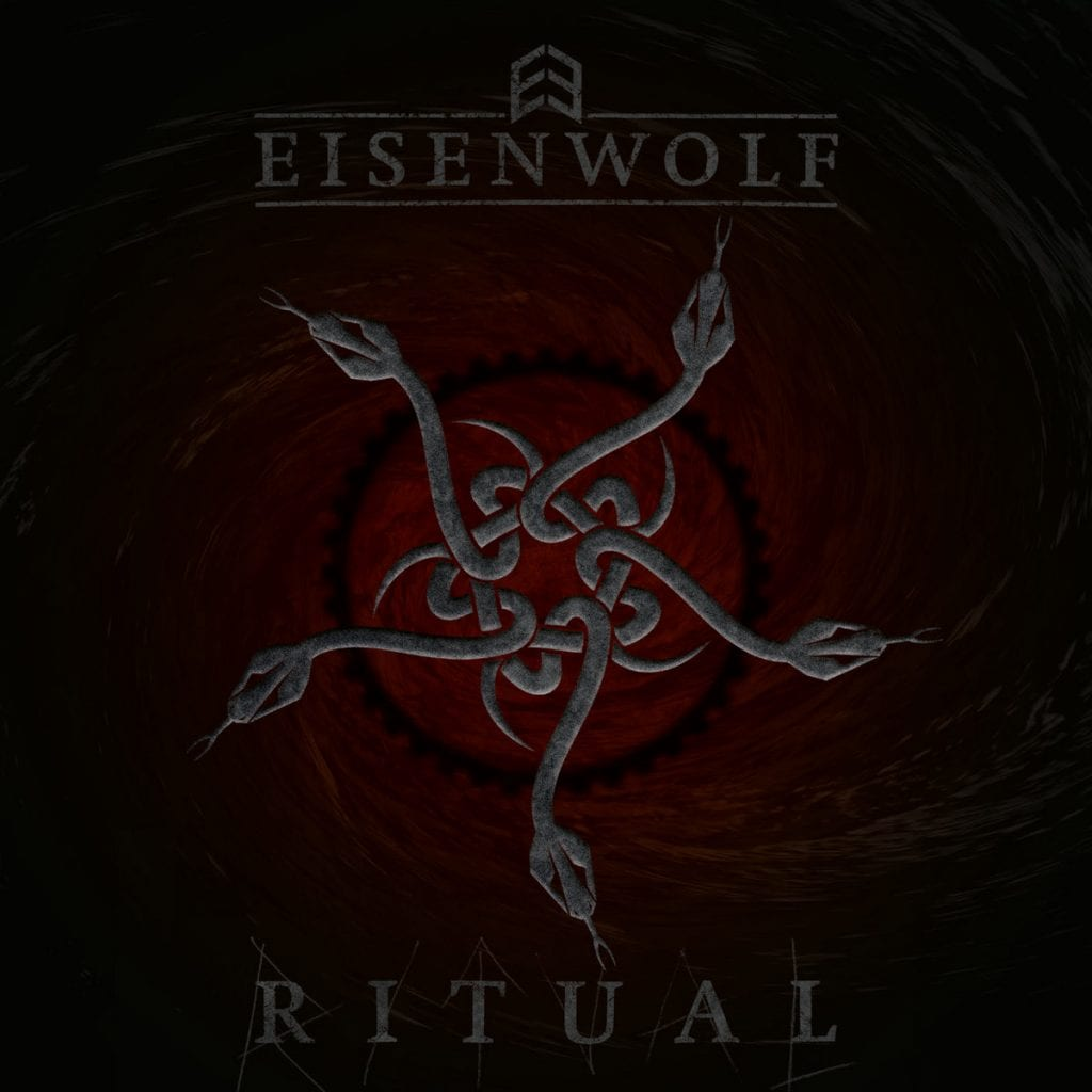 Black death industrial act Eisenwolf finally launches'Ritual' debut album after number of digital only releases