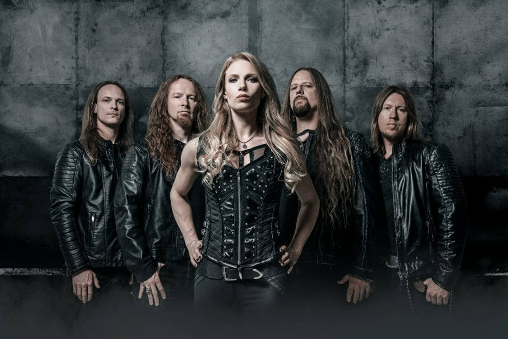 Leaves' Eyes returns with'The Last Viking' at the end of October