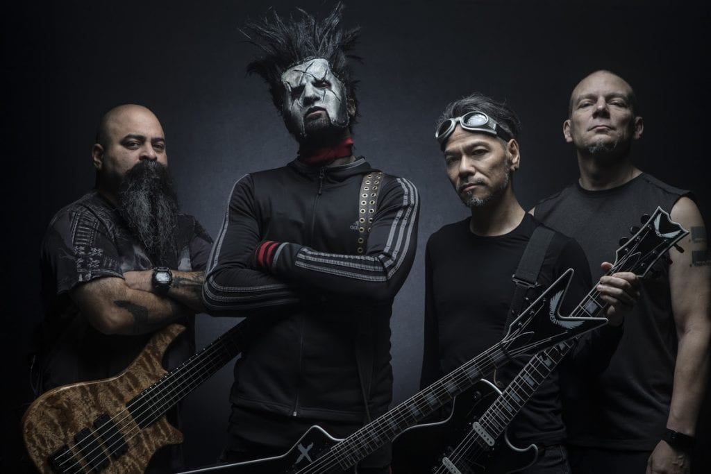 Static-X release official music video for'Dead Souls' feat. Ministry's Al Jorgensen and late Wayne Static on vocals