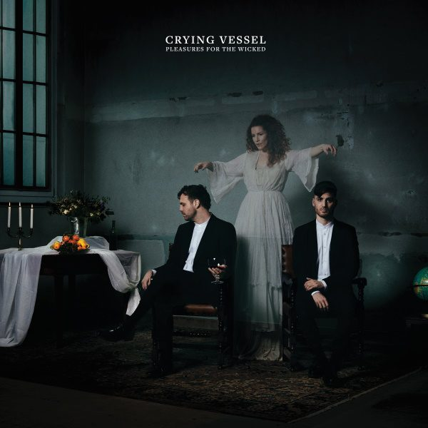 Post-punk band Crying Vessel release new video'The Third Covenant'