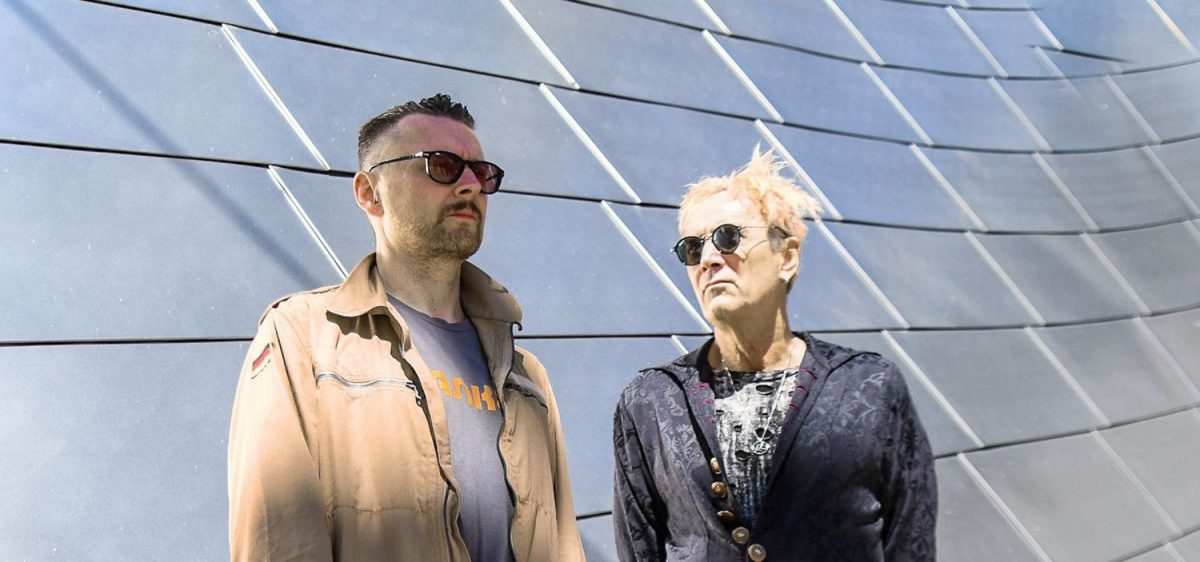 Front Line Assembly announces new album 'Mechanical Soul' for January 2021 release