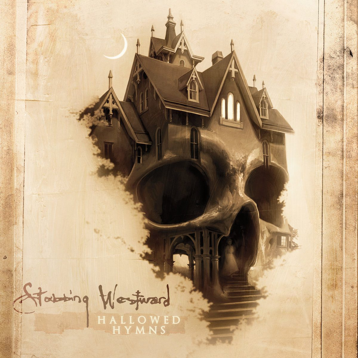 """Stabbing Westward drops covers EP """"Hallowed Hymns"""" with covers of The Cure, Ministry and Echo & The Bunnymen"""