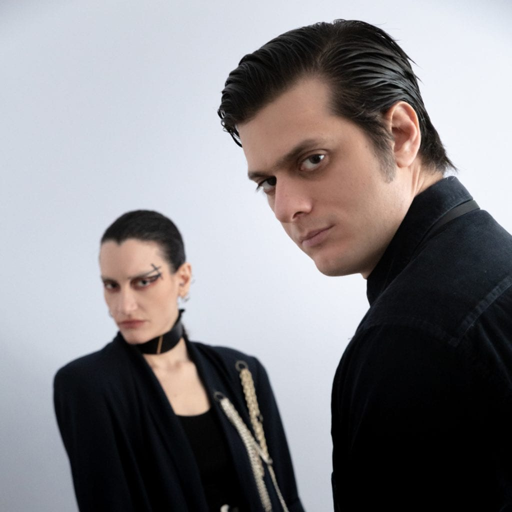 Greek goth synth duo Strawberry Pills to release debut album, lead single/video available now