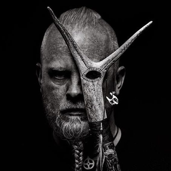 Norwegian dark folk / ambient band band Wardruna announces 5th album - first video for non-album track'Lyfjaberg' out now