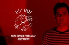 Istanbul based synth pop/darkwave act Affet Robot has new single 'Budala' with video