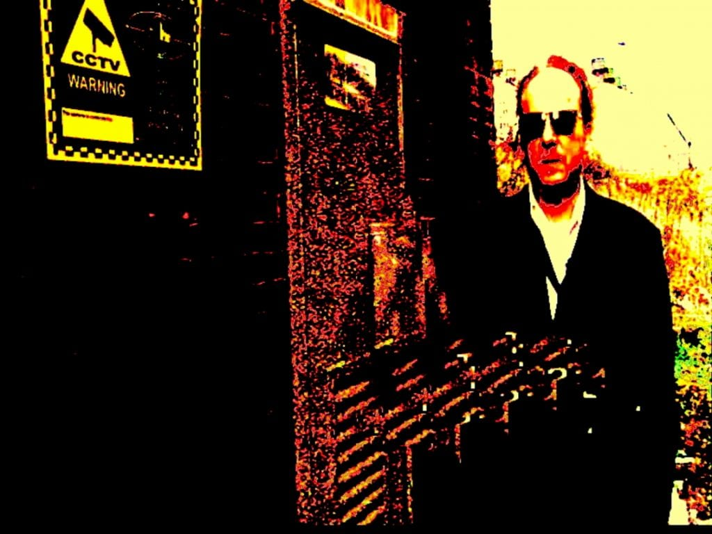 Listen to a new Cabaret Voltaire track ahead of the release of'Shadow Of Fear', their first new album in 26 years