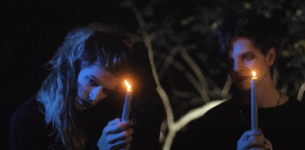 Electronic pop duo Korine launches brand new video: 'Cruel'