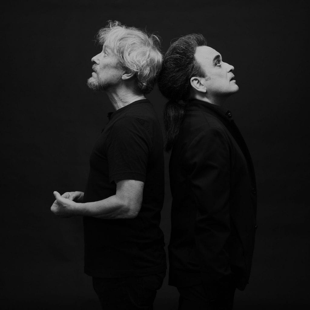Deine Lakaien return with a new album in April 2021,'Dual' - various versions