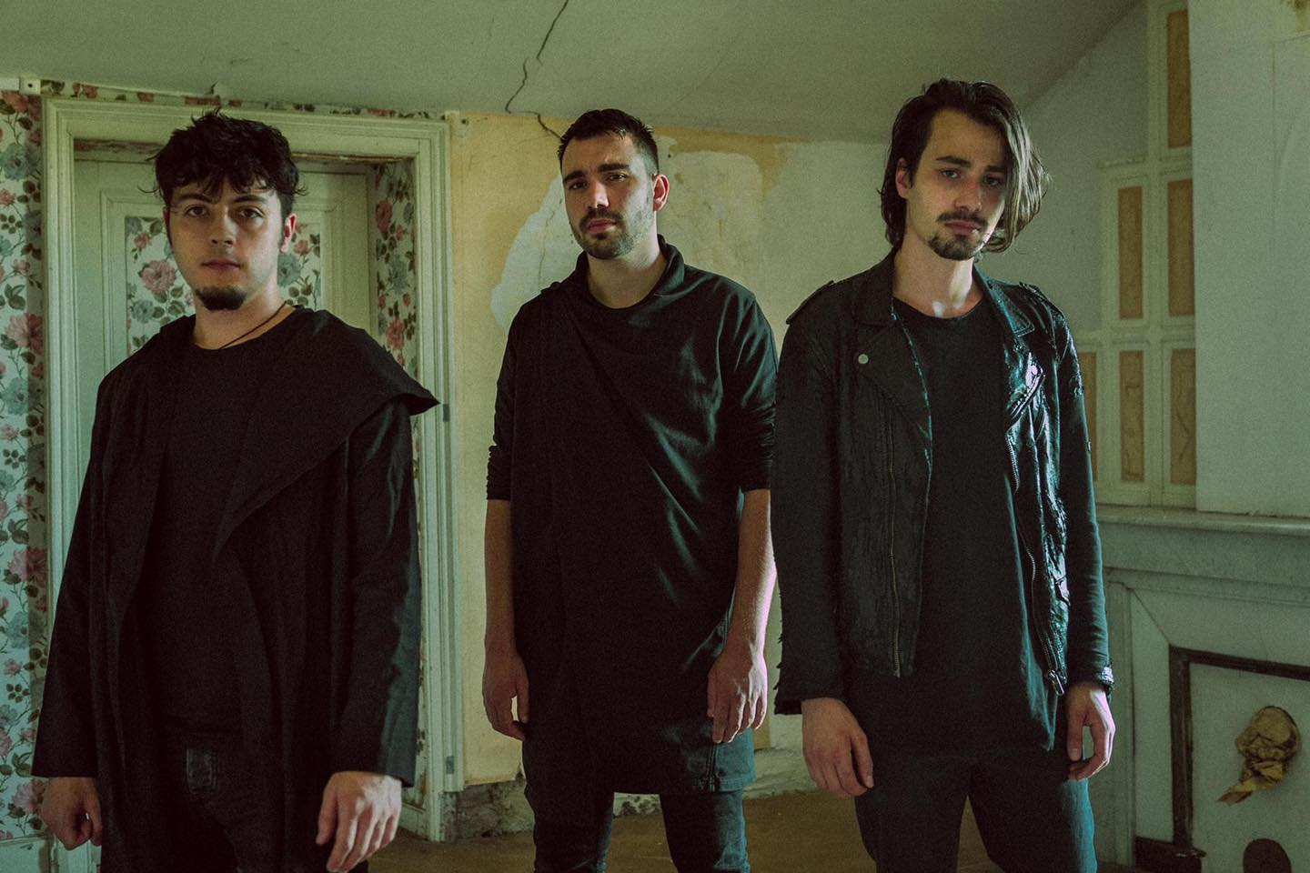 French cold wave act Divine Shade releases 4th video from 'In the Dust' EP - watch here