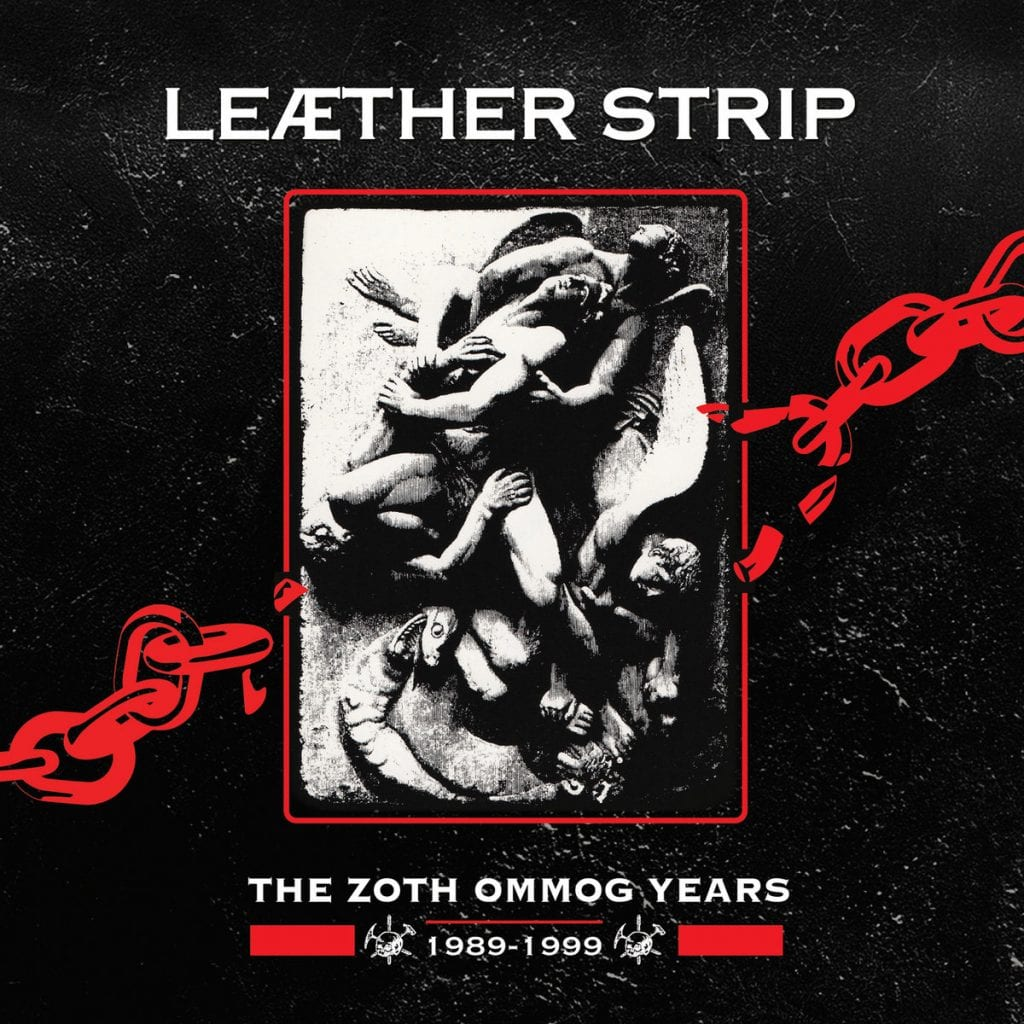 Cleopatra to release'Leaether Strip: The Zoth Ommog Years 1989-1999'
