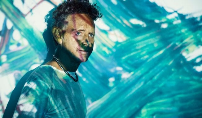 Depeche Mode's Martin Gore launches new solo track 'Mandrill' ahead of new instrumental EP 'The Third Chimpanzee' (Out January 29)