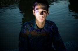 Side-Line exclusive: listen to the new album by Greek dark electro pop artist Johnny Labelle: 'XVIII'