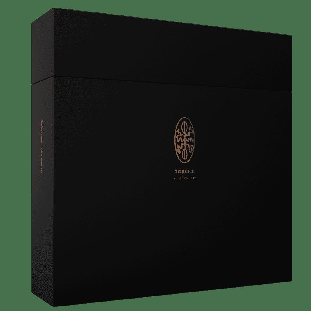 Seigmen - vinyl-box-set