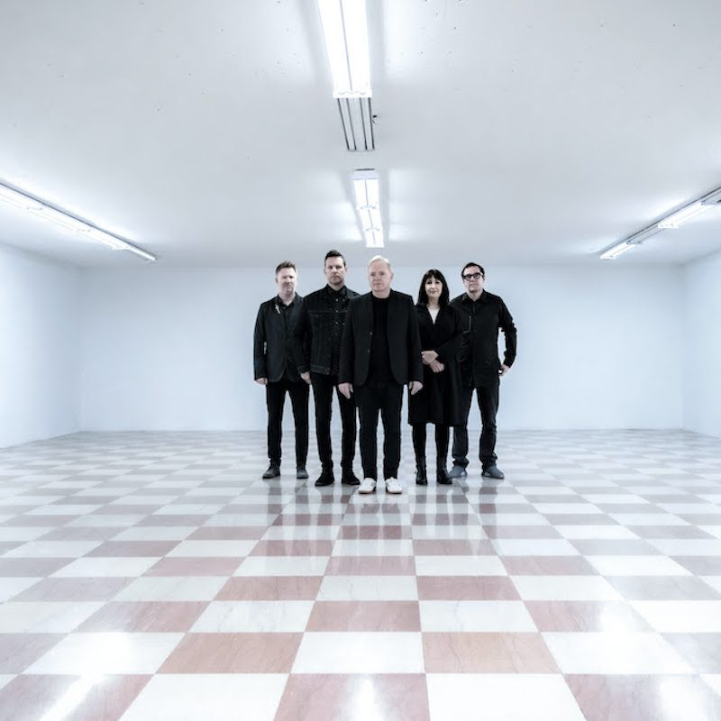 New Order releases remix EP'Be a Rebel [Remixes Part One]'