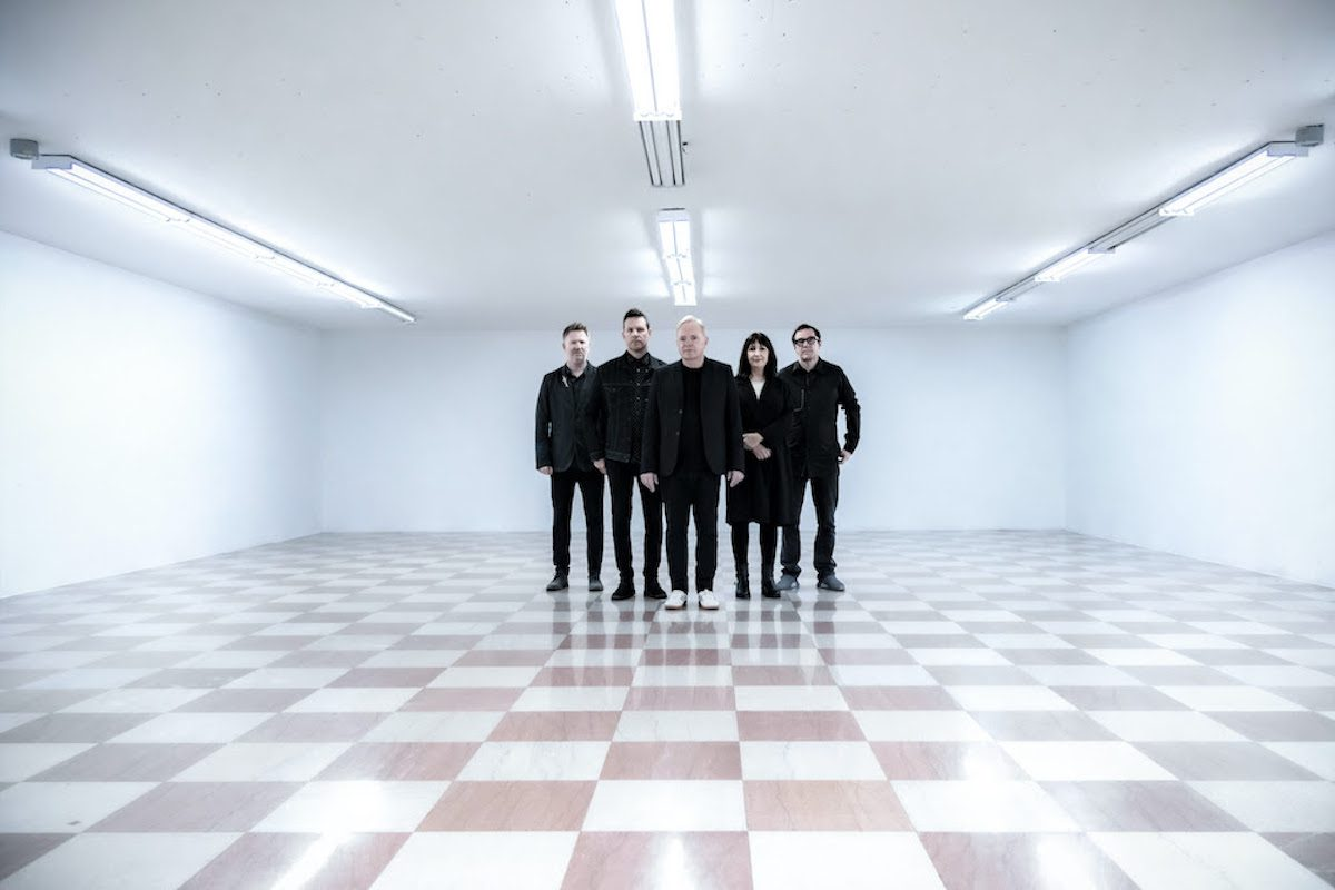 New Order releases remix EP 'Be a Rebel [Remixes Part One]'