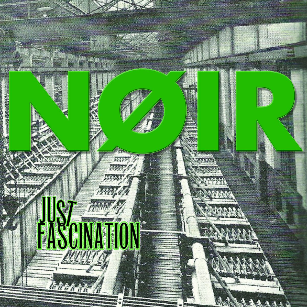 Nøir release new single 'Just Fascination'