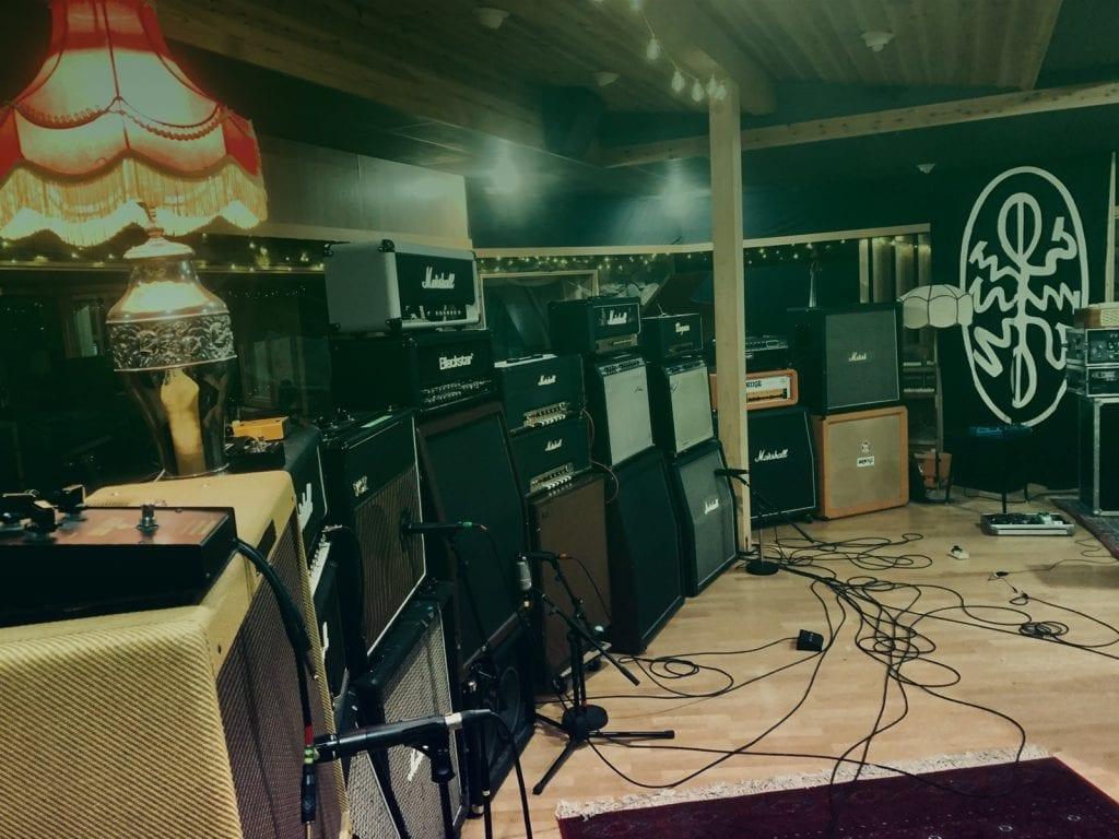 Seigmen - studio