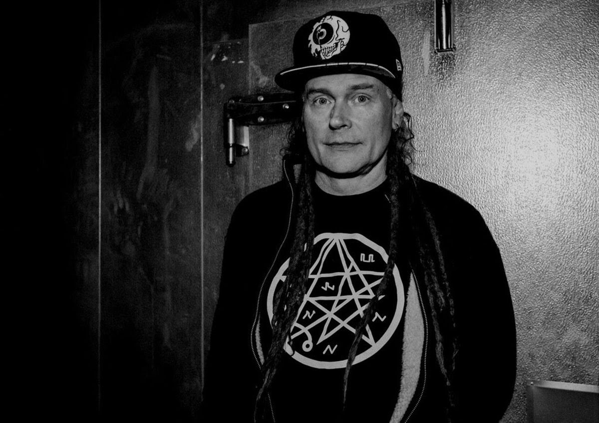 Skinny Puppy founder to release 5th solo album - new track streaming feat. Edward KaSpel (The Legendary Pink Dots)