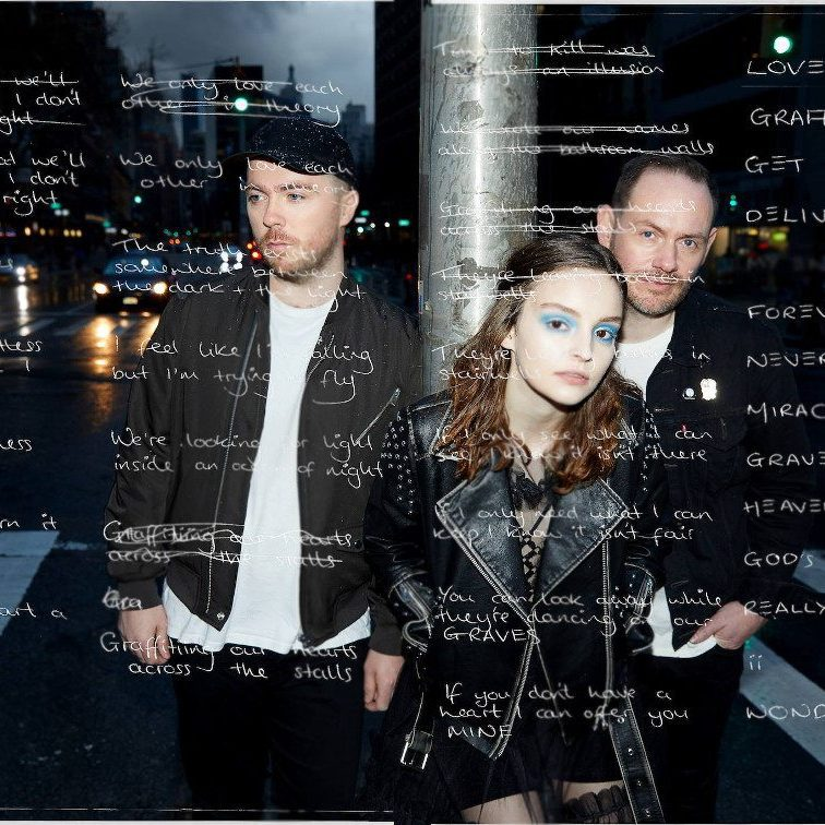 'The music industry should stop promoting records by sexual abusers and rapists' - says Chvrches' frontwoman Lauren Mayberry