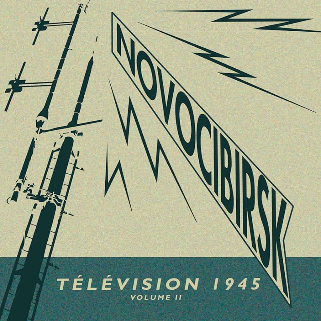Novocibirsk returns with 2nd installment'Télévision 1945 (Volume II)' - Kraftwerk fans pay attention