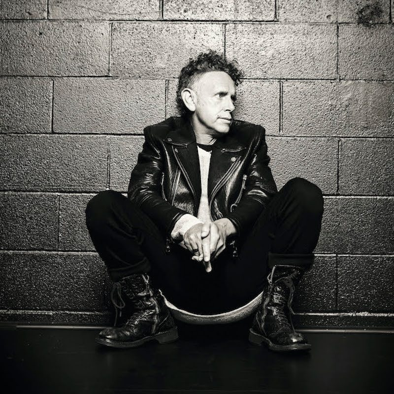 Martin Gore video for'Howler' available - new EP out tomorrow
