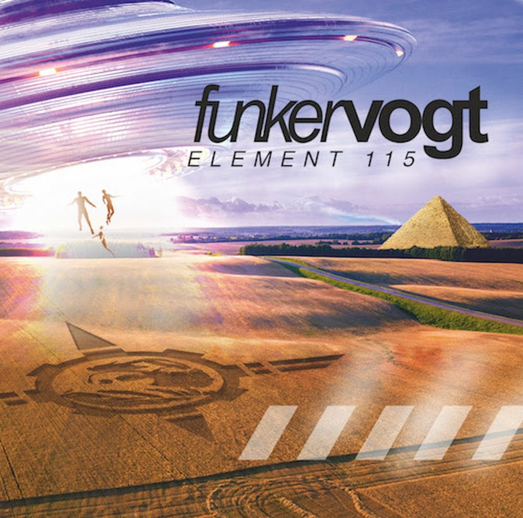 Funker Vogt return with new limited edition 2CD album'Element 115' + new'Olympus' video