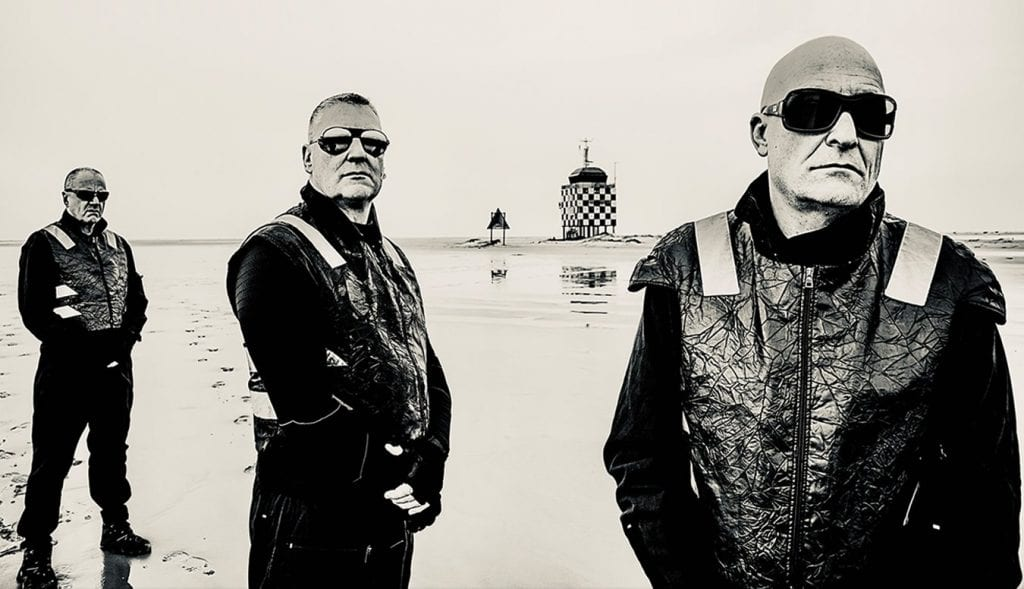 Front 242 announces rescheduled US tour dates for Fall 2021
